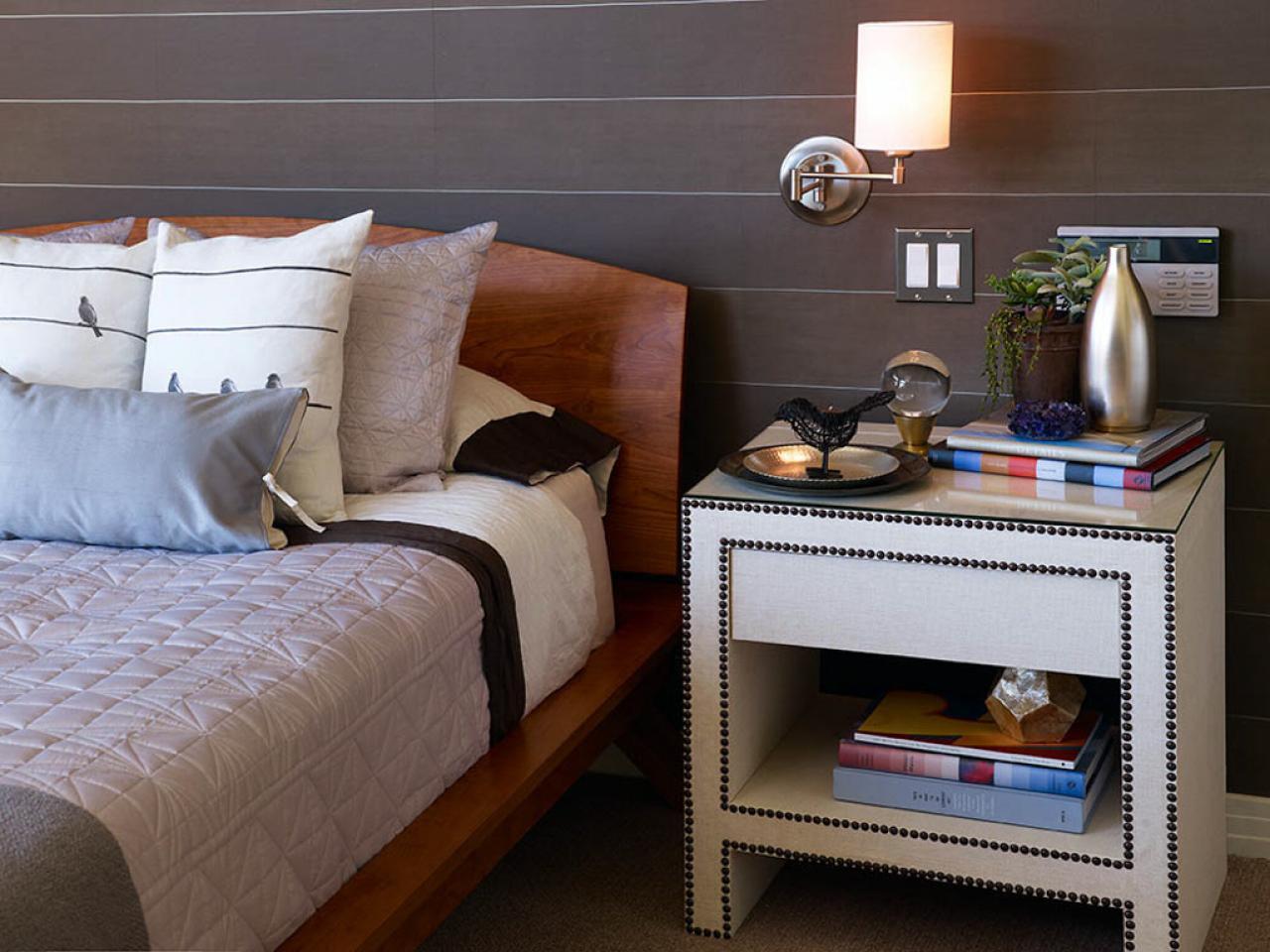 bedside reading lamp